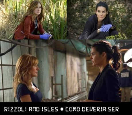 Rizzoli And Isles - Como Deveria Ser